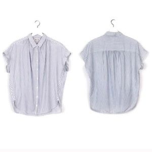 Madewell Tops - Striped Madewell Central Shirt
